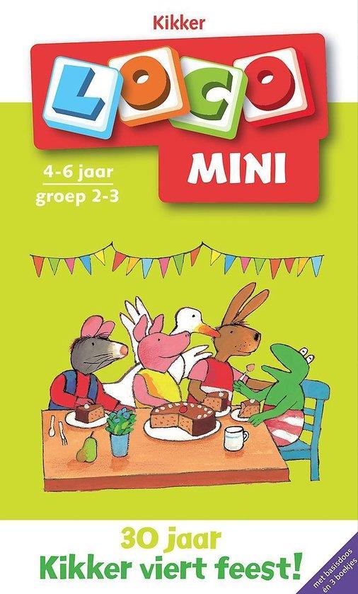 Pakket Loco Mini Kikker verjaardagspakket - none  