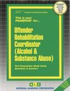 Offender Rehabilitation Coordinator (Alcohol & Substance Abuse)