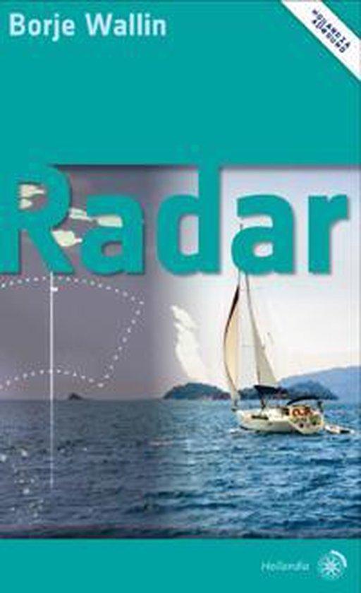 Boek cover Radar van Borje Wallin (Paperback)