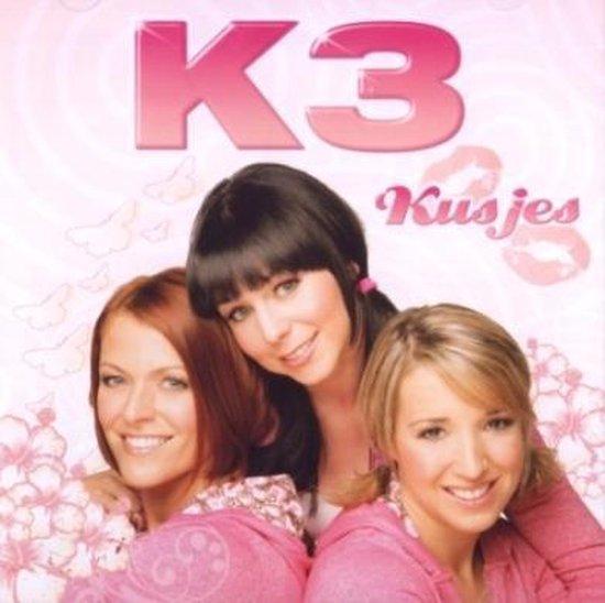 CD cover van Kusjes van Karen Damen