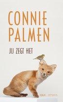 Boek cover Jij zegt het van Connie Palmen (Onbekend)