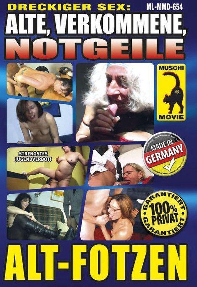 bol.com | ALTE, VERKOMMENE, NOTGEILE ALT-FOTZEN (Dvd) | Dvds