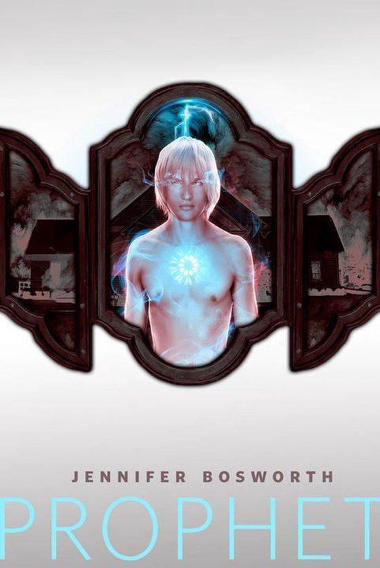 Boek cover Prophet van Jennifer Bosworth (Onbekend)