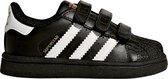 adidas Jongens Sneakers Superstar Cf - Zwart - Maat 25