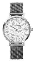 Orphelia Lace OR12803 Horloge - Staal - Zilverkleurig - Ø 36 mm