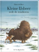 Kleine IJsbeer - Kleine IJsbeer redt de rendieren