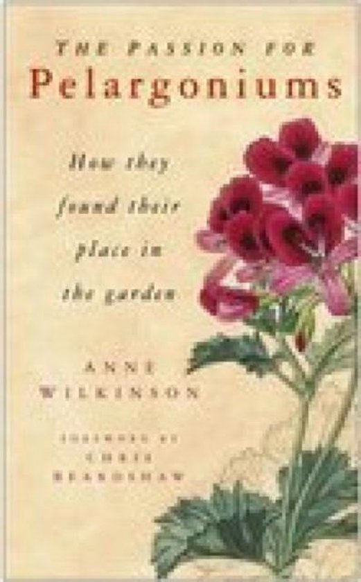 The Passion for Pelargoniums