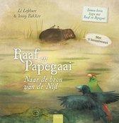 Raaf en Papegaai  -   Naar de bron van de Nijl