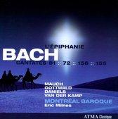 Cantates Pour 'L Epiphane (72, 81, 155, 156)