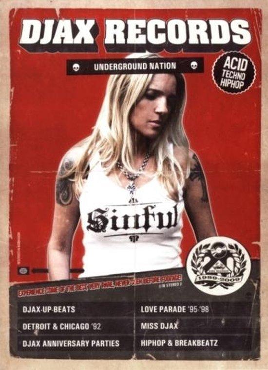 Djax Records 1989-2009 - Underground Nation