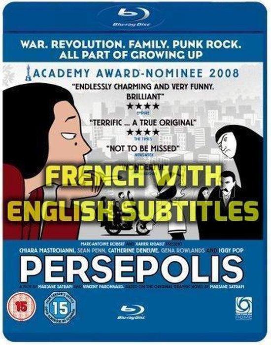 Cover van de film 'Persepolis'