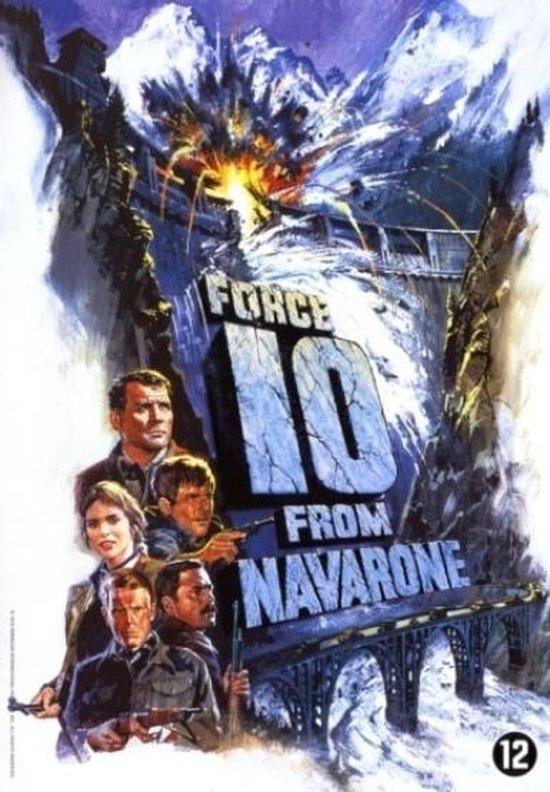 Cover van de film 'Force 10 From Navarone'