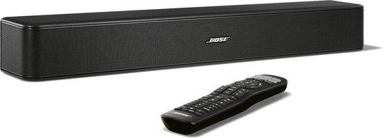 Bose Solo 5 - Soundbar - Zwart