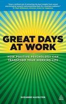 Boek cover Great Days at Work van Suzanne Hazelton