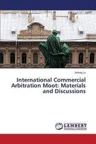 International Commercial Arbitration Moot