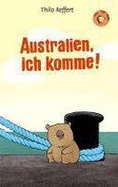 Omslag Australien, ich komme