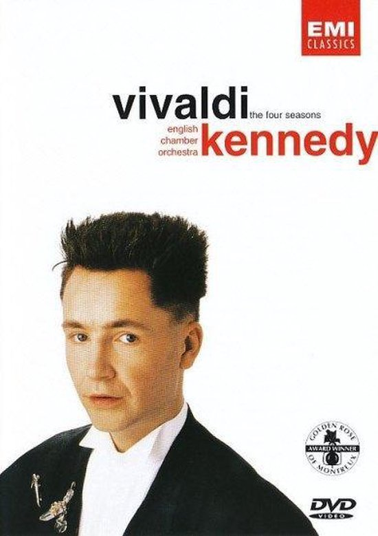 Nigel Kennedy/English Chamber - Vivaldi The Four Seasons