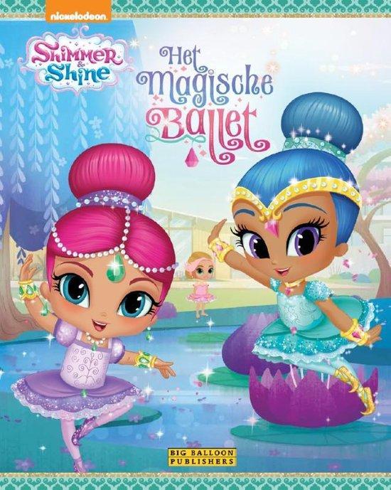 Shimmer & Shine - Het magisch ballet - none |