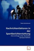 Nachrichtenfaktoren in Der Sportberichterstattung