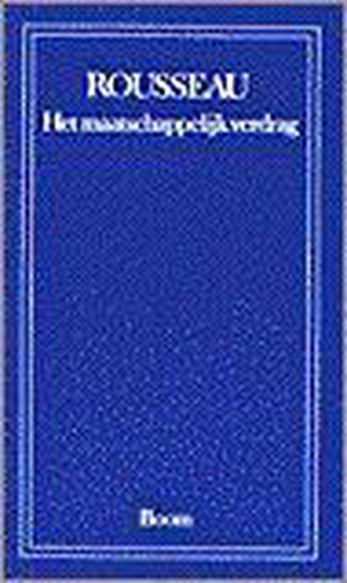 MAATSCHAPPELIJK VERDRAG, HET (BK) - Jean-Jacques Rousseau | Readingchampions.org.uk