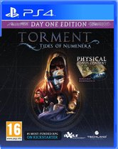 Torment - Tides of Numenera - PS4