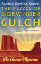 Omslag The Puzzle of Sidewinder Gulch