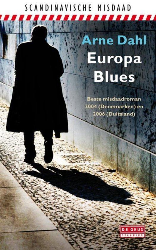 Europa Blues - Arne Dahl pdf epub