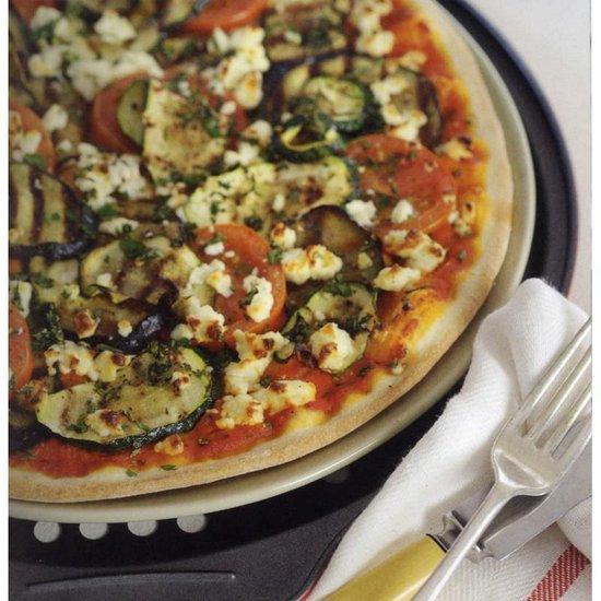 500 pizza's & platte broden - R. Baugniet
