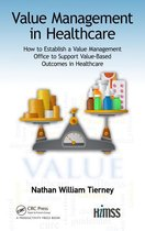 Boek cover Value Management in Healthcare van Nathan William Tierney