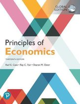 Boek cover Principles of Economics, Global Edition van Karl Case