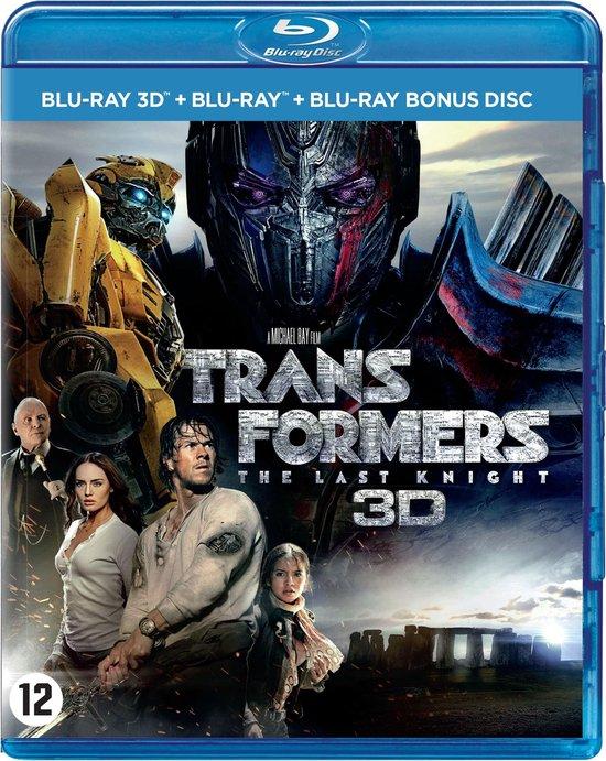 Transformers: The Last Knight (3D Blu-ray)
