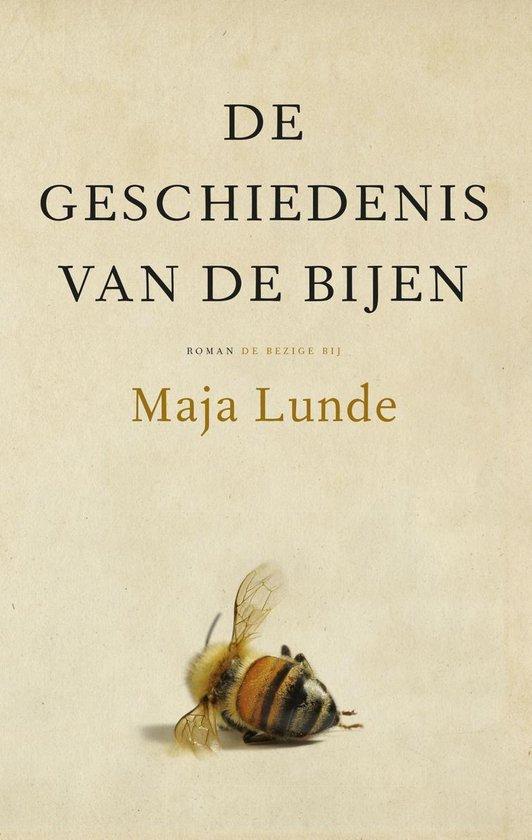 De geschiedenis van de bijen - Maja Lunde |