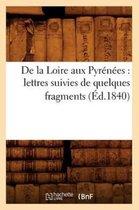 De la Loire aux Pyrenees