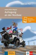 Stadt, Land, Fluss... - Aufregung an der Nordsee Buch + Access Online Hörtext