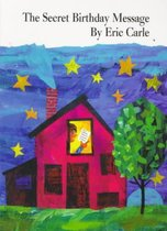 Boek cover The Secret Birthday Message Board Book van Eric Carle