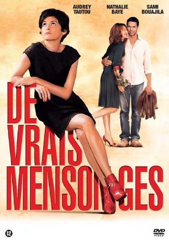 Cover van de film 'De Vrais Mensonges'