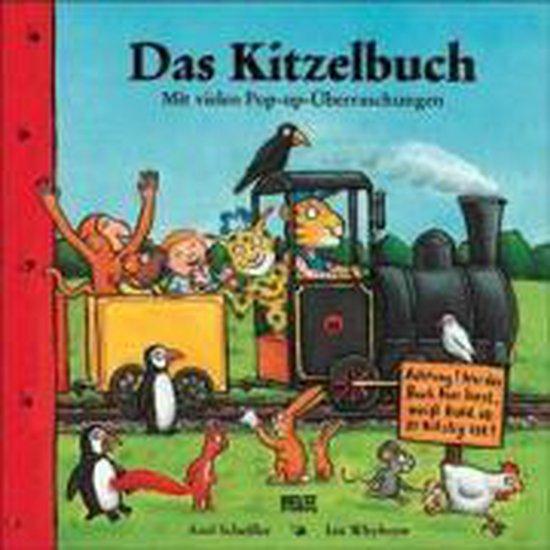 Boek cover Das Kitzelbuch van Axel Scheffler (Hardcover)