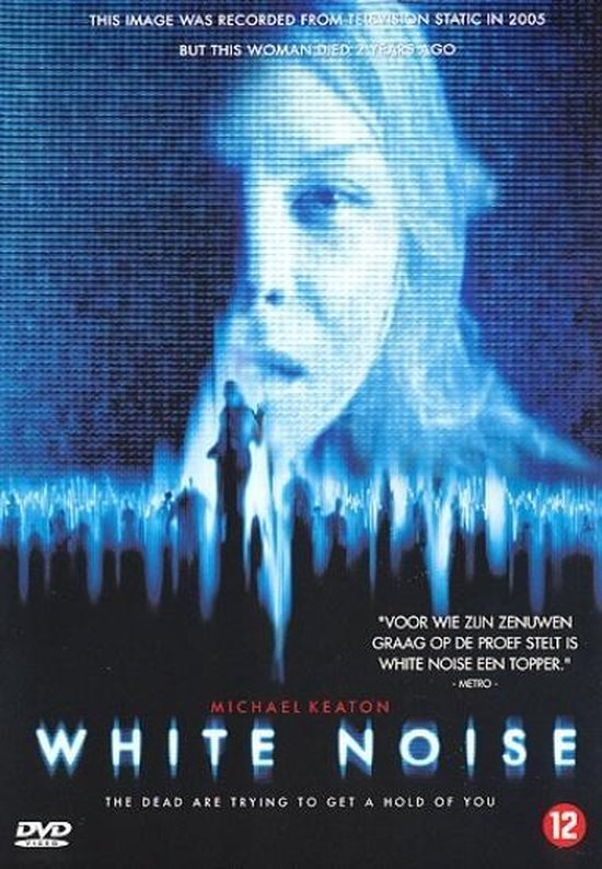 Cover van de film 'White Noise'