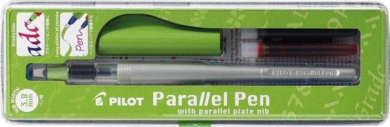 Pilot Parallel Pen 3.8mm +  kalligrafiepapier