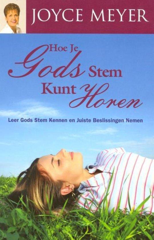 Hoe Je Gods Stem Kunt Horen - Joyce Meyer | Fthsonline.com