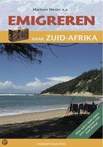 Boek cover Emigreren naar Zuid-Afrika van M. Meijer