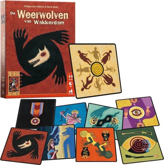 Weerwolven van Wakkerdam - Kaartspel - Partyspel
