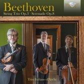 Beethoven: String Trio Op.3, Serenade Op.8