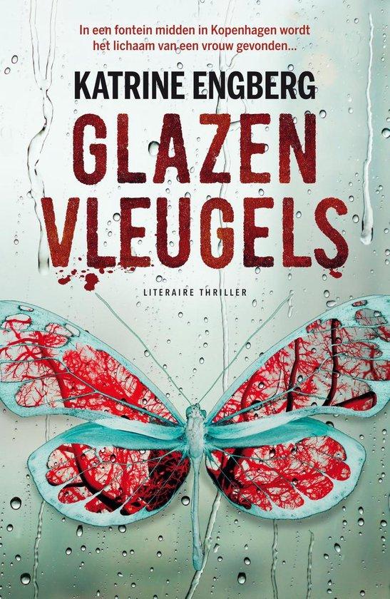 Bureau Kopenhagen - Glazen vleugels - Katrine Engberg |