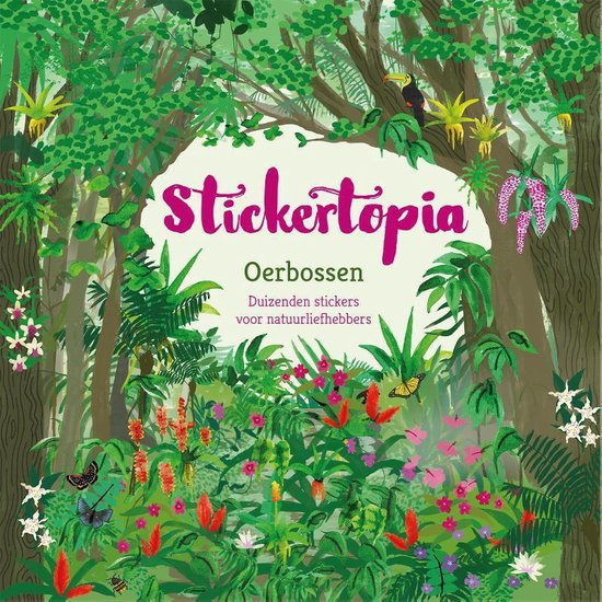 Stickertopia Oerbossen - none | Readingchampions.org.uk