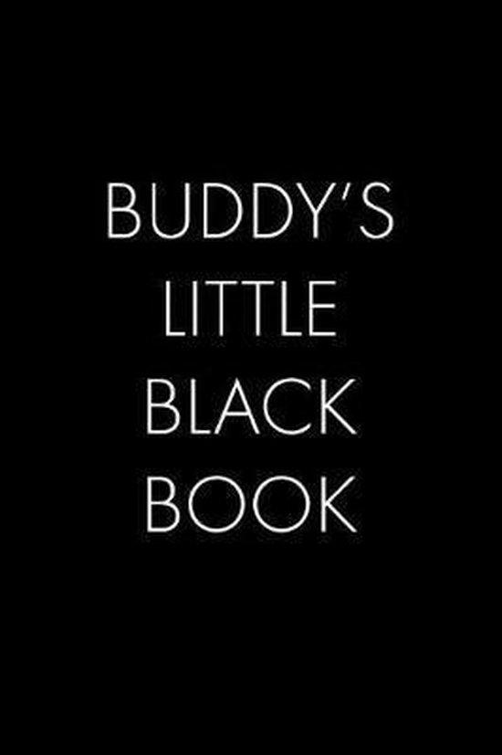 Buddy's Little Black Book