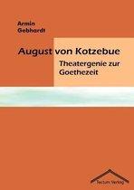 August Von Kotzebue