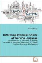 Rethinking Ethiopia's Choice of Working Language