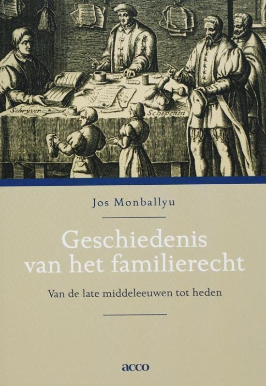 Zes eeuwen strafrecht - Jos Monballyu  