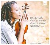 Six Sonatas For Solo Violin Op.27